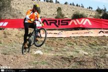 پیست دوچرخه کوهستان در دامغان ایجاد شد