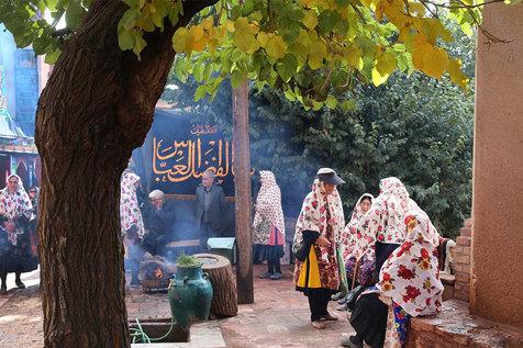 ورود گردشگران به ابیانه در روزهای تاسوعا و عاشورا ممنوع شد!