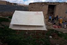 امدادرسانی به 3 خانوار حادثه دیده در بارندگی های اخیر قوچان