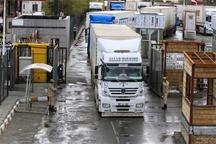 افزون بر 13 میلیون تن فرآورده دامی از طریق مرز بازرگان ترانزیت شد