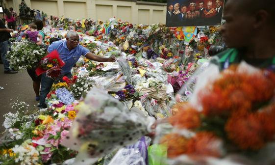 عکس/ به مناسبت روز جهانی «نلسون ماندلا»
