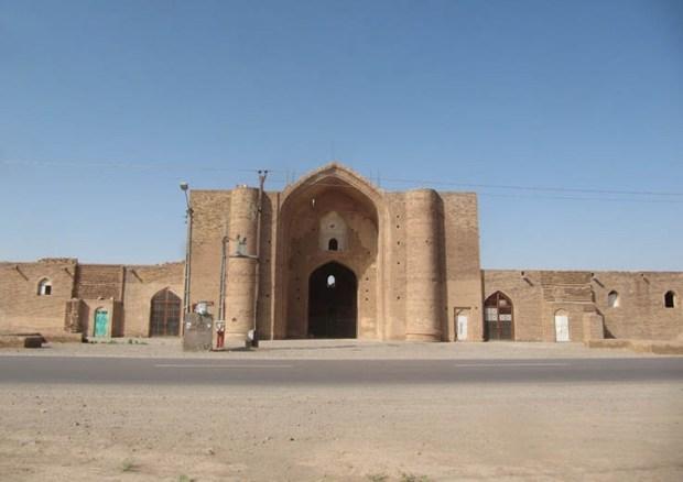 شهر تاریخی آق قلعه شاهکار گردشگری جوین در خراسان رضوی