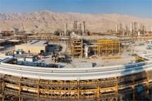 نخستین ردیف شیرینسازی پالایشگاه فازهای 22تا 24 آماده دریافت گاز شد