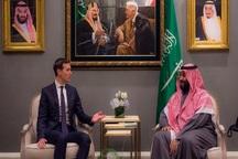 داماد ترامپ به دیدار بن سلمان رفت + عکس