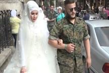 عکس/ ازدواج 30 زوج در حلب
