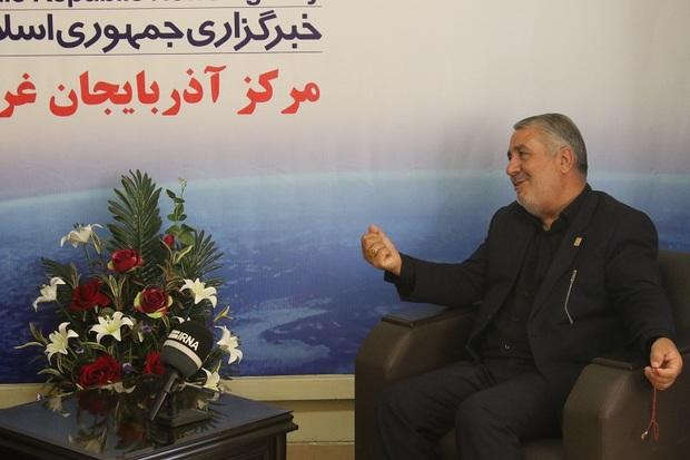 450 خادم از آذربایجان غربی در پیاده روی اربعین خدمت می کنند