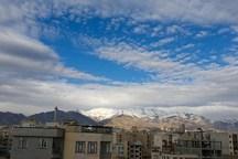 کیفیت هوای پایتخت با شاخص 88 سالم است
