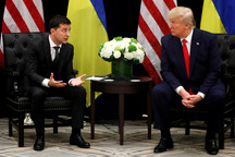 تلاش کاخ سفید برای لاپوشانی رسوایی تلفنی ترامپ