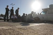دستگیری 500 سارق، معتاد و اراذل و اوباش در مشهد
