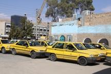 کمی در آمد دغدغه رانندگان تاکسی در شاهرود