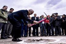 ساخت مرکز خدمات جامع سلامت خیرساز در سلماس آغاز شد