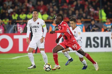 پرسپولیس با غیرت جنگید اما قهرمان نشد/ جام به ژاپنی ها رسید