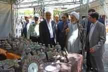 بازارچه رمضان در همدان گشایش یافت