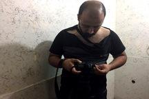 عکاس خوزستانی مورد حمله ماموران شهرداری قرار گرفت