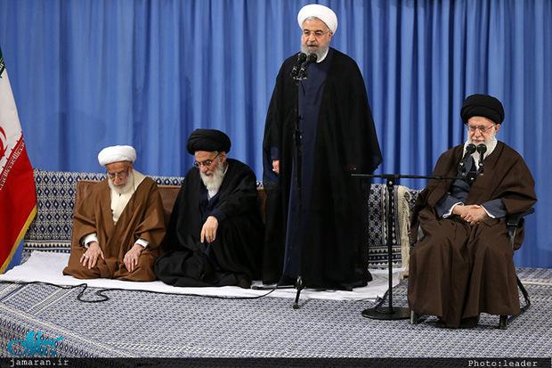 روحانی: حامی ملتهای مظلوم منطقه و جهان خواهیم ماند