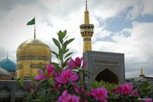 صحن  امام رضا(ع) گلباران می شود   اجرای گل فرشی به مساحت 300متر در صحن جامع رضوی