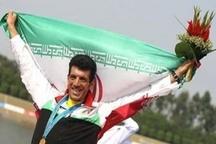 قهرمانی پاروزن نقدهای در مسابقات قهرمانی روئینگ کاپ ۲ آسیا