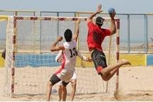 پایان مسابقات هندبال ساحلی قهرمانی کشور در ارومیه