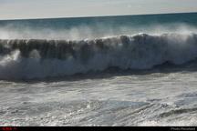 خلیج فارس مواج و متلاطم میشود  هشدار نسبت به تردد شناورهای کوچک