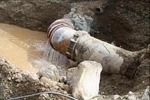 40 درصد شبکه توزیع آب آشامیدنی شهرهای زنجان فرسوده است