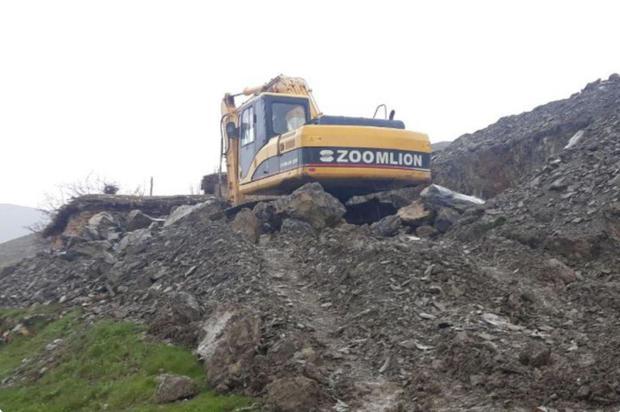 تخریب کنندگان منابع طبیعی در مریوان شناسایی شدند