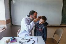 85 کاروان سلامت به مناطق محروم قزوین اعزام شد