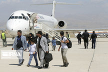 رشد ۳ برابری جابجایی مسافر از فرودگاه زنجان