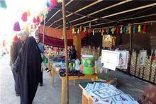 بازارچه صنایع دستی نوروزی بهترین معرف هنرهای بومی است