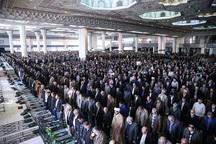 نماز جمعه شیعیان جهان به برکت انقلاب و امام است