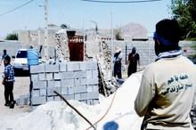 109 گروه جهادی به مناطق محروم جیرفت اعزام شد
