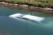 سقوط پراید به رودخانه 2 کشته برجا گذاشت