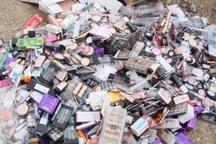 قاچاقچی اقلام بهداشتی در قزوین 460 میلیون ریال جریمه شد