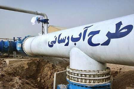 آغاز عملیات اجرایی چهار طرح آبی در کهگیلویه و بویراحمد با حضور وزیر نیرو