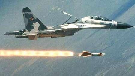 بمب افکن های روسی مانع اجرای طرح آمریکایی فرار تروریست ها از رقه شدند