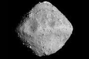 فضاپیمای ژاپنی روی سیارک فرود آمد+ ویدیو