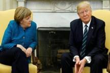 چرا ترامپ عمدا به صدراعظم آلمان توهین کرد؟/ گروکشی کسب و کار رئیس جمهور آمریکا است