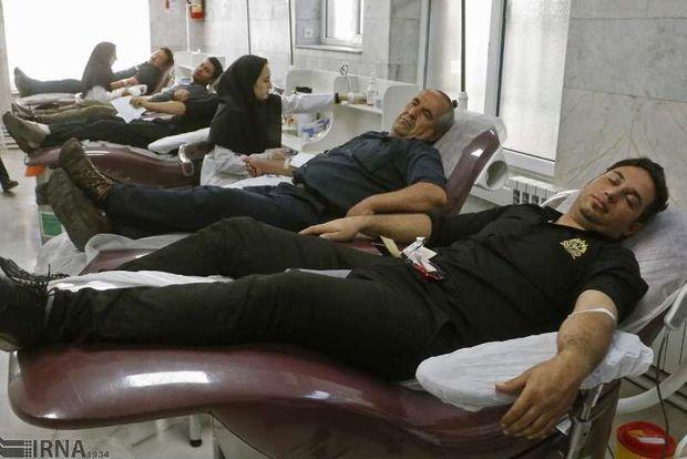 طرح نذر خون در همدان تا پایان صفر ادامه دارد
