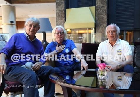 شفر و عبداللهی با میلوتینوویچ در قطر ملاقات کردند + عکس