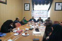 وضعیت طرح های عمرانی روستاهای مهریز در میزگرد ایرنا بررسی شد