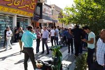 هجوم مردم شیراز برای فروش ارز  صرافی ها: نمی خریم