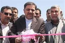 بهره برداری از 1500 میلیارد تومان پروژه راه و شهرسازی در مازندران با حضور رئیس جمهوری