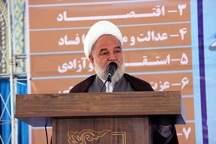 امام جمعه بجنورد: غفلت از اقشار نیازمند انقلاب را دچار چالش می کند