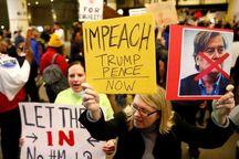 نقض قانون اساسی آمریکا توسط ترامپ / امضای دادخواست استیضاح توسط بیش از 600 هزار نفر