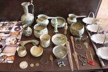 35 قطعه عتیقه سه هزارساله در ورامین کشف شد