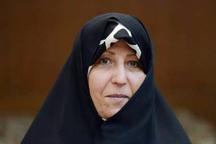 فاطمه هاشمی:  آقای هاشمی تاکید بر آرای مردم داشتند