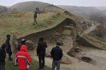 آثار 8 هزار ساله در «کانی سیو» پیرانشهر کشف شد