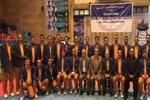 حضور داور سیستان و بلوچستان در رقابت های کشوری تکواندو