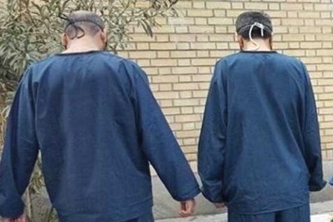 قاتل فراری پس از بازگشت از یونان دستگیر شد+ عکس