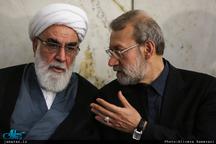 مراسم بزرگداشت شهدای حوادث تروریستی تهران