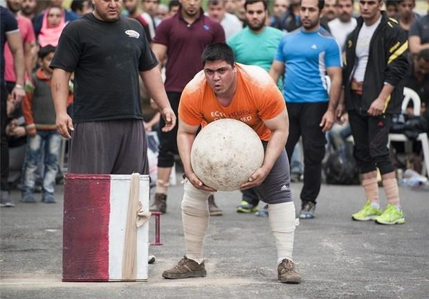 مسابقه قویترین مردان ایران به میزبانی قصرشیرین برگزار می شود
